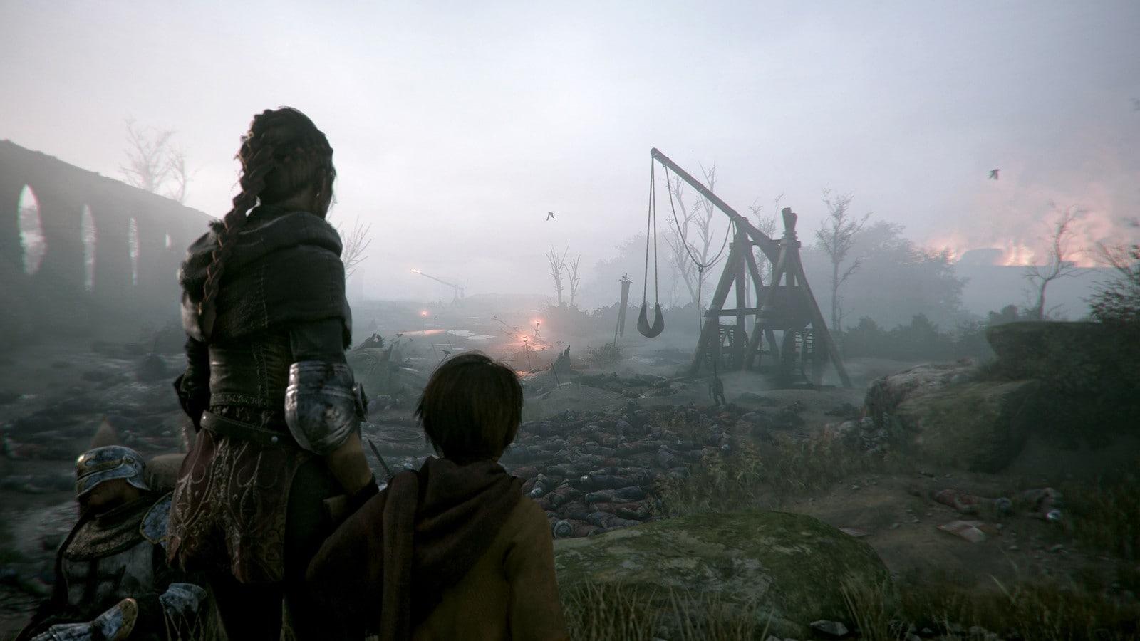 Photo of عرض قصير للعبة A Plague Tale: Innocence