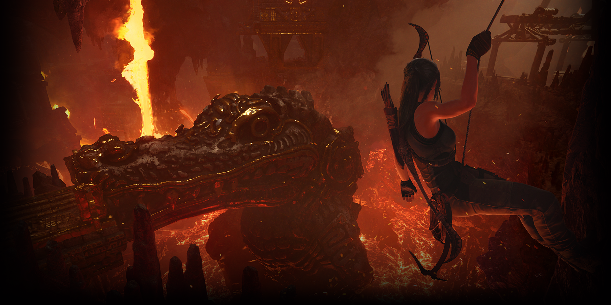 Photo of الإضافة السادسة للعبة Shadow of the Tomb Raider !