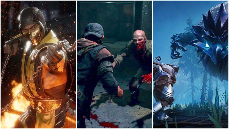 upcoming video games april 2019