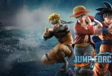 صورة الاعلان عن شخصية جديدة قادمة في لعبة Jump Force