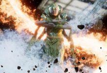 صورة الكشف عن شخصية جديدة Cetrion في لعبة Mortal11Kombat