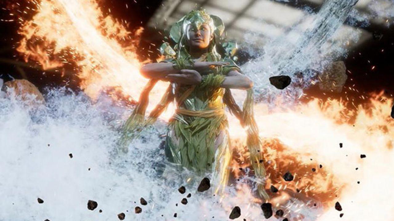 Photo of الكشف عن شخصية جديدة Cetrion في لعبة Mortal11Kombat