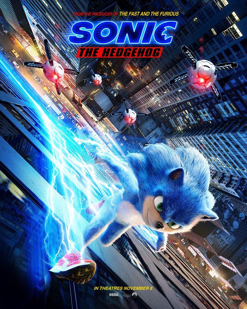 Sonic Movie 04 30 19