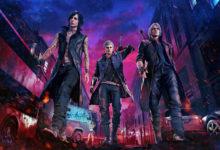 صورة تحديث جديد للعبة Devil May Cry 5