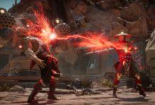 صورة عرض اطلاق لعبة Mortal Kombat 11