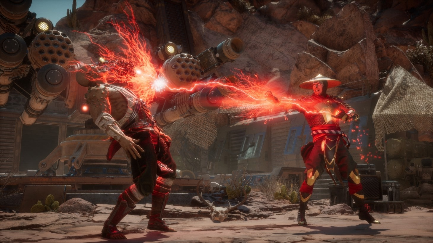 Photo of عرض اطلاق لعبة Mortal Kombat 11