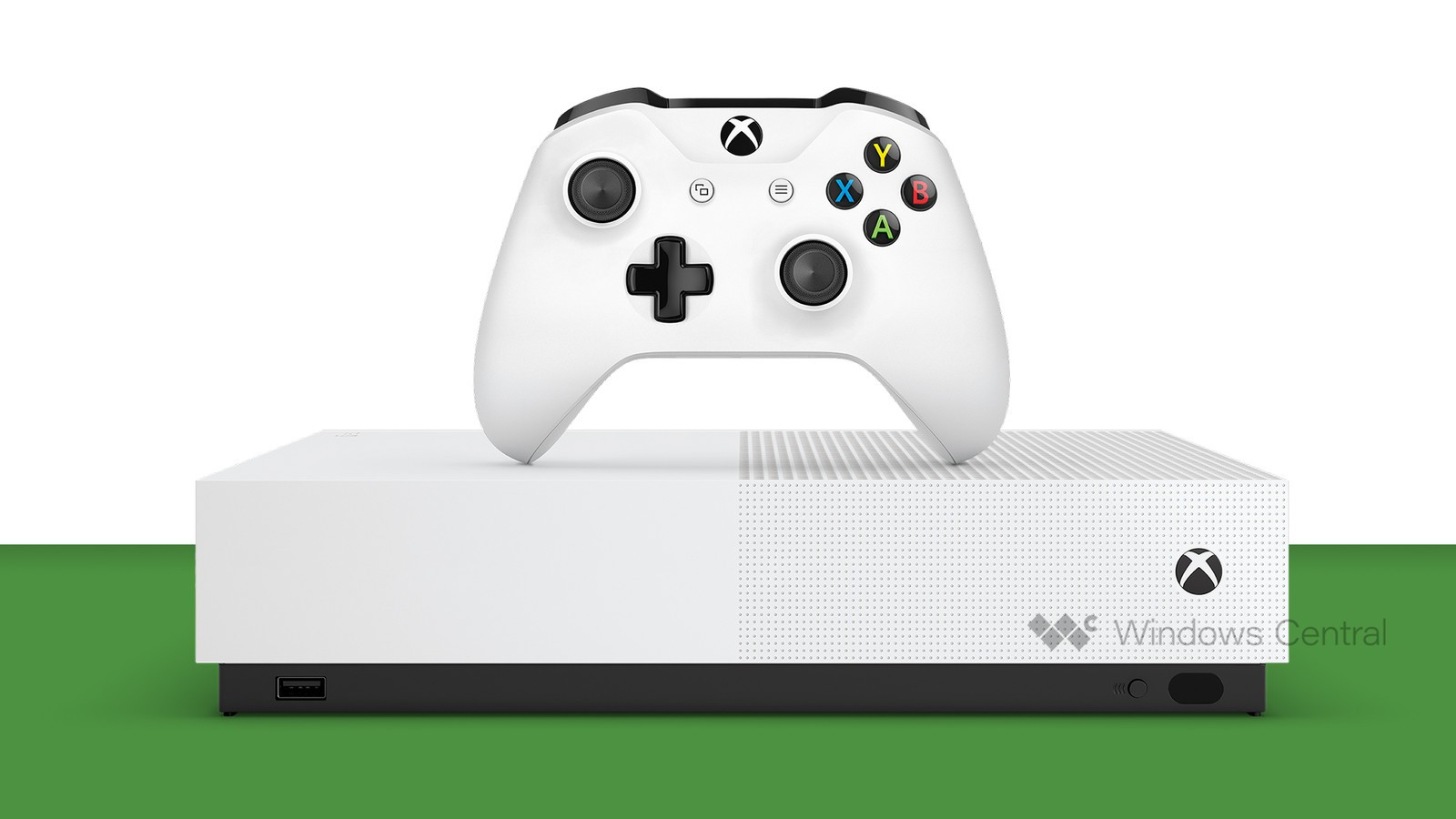 xbox one s all digital render mock