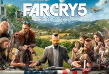 صورة لعبة Far Cry 5 هى أكثر لعبة مبيعاً ضمن عناوين شركة يوبي سوفت لهذا الجيل .