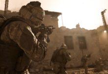 صورة الإعلان رسميًا عن Call of Duty: Modern Warfare.
