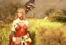 صورة نظرة على شخصية Mage من لعبة Bless Unleashed .