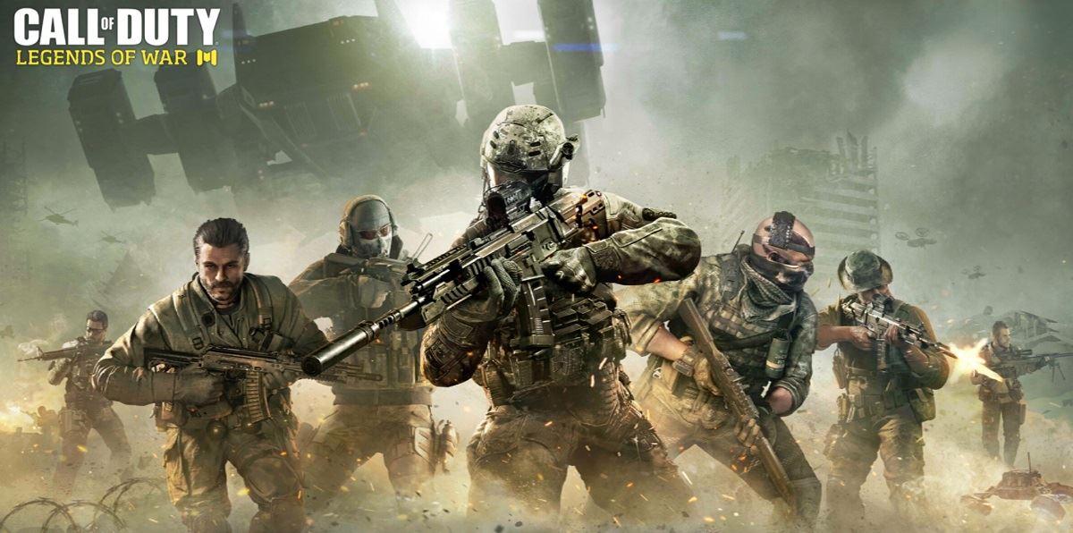 Photo of عرض دعائي للعبة Call of Duty: Mobile وبداية البيتا لأجهزة الـAndroid