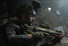صورة مجموعة جديدة من الصور الخاصة بلعبة Call of Duty: Modern Warfare .