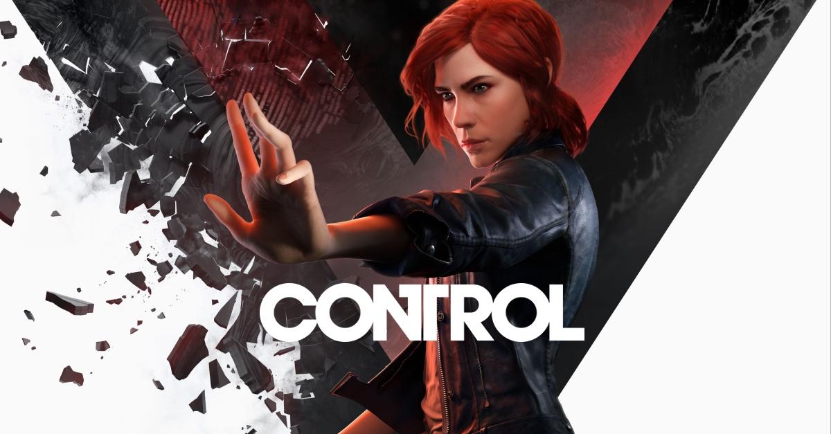Control Keyart cover image