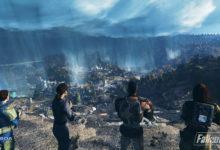 صورة تحديث Fallout 76 جديد.