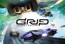 صورة تحديث (AirBlades) الخاص بلعبة GRIP: Combat Racing متوفر الآن للتحميل .