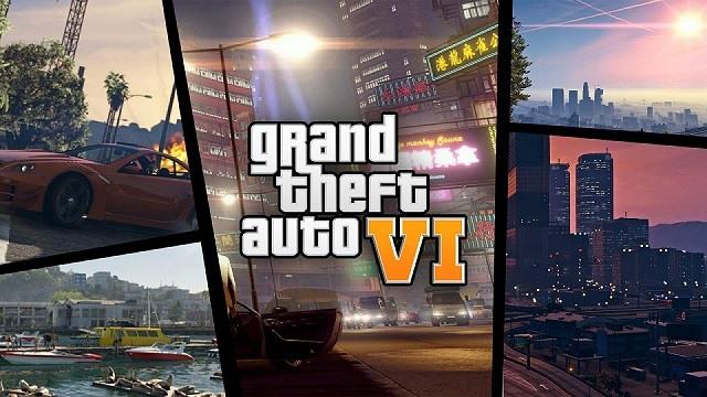 Grand Theft Auto 6 Cover