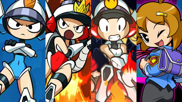 Mighty Switch Force Collection PEGI 05 01 19