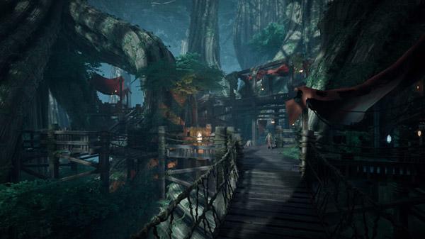 Photo of عرض جديد للعبة Remnant: From the Ashes يسلط الضوء على منطقة Yaesha .