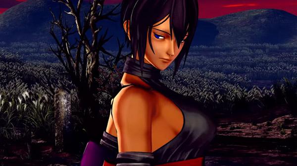 Photo of الإعلان عن شخصية Shiki كأحدث الشخصيات المنضمة للعبة القتال Samurai Shodown .