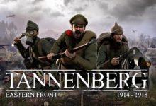 صورة الإعلان عن موعد إصدار لعبة Tannenberg.