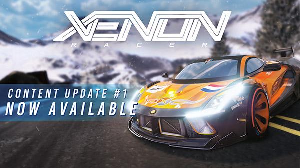 Xenon Racer 05 17 19