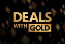 صورة قائمة تخفيضات جديدة لخدمة Deals With Gold