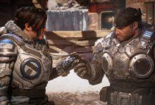 صورة إشاعة : تسريب الغلاف الرسمي وموعد إصدار لعبة Gears 5 .