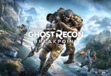 صورة لعبة Ghost Recon Breakpoint قادمة بشكل حصري لمتجر Epic Games .