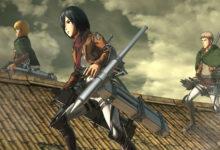 صورة عرض جديد للعبة Attack on Titan 2: Final Battle