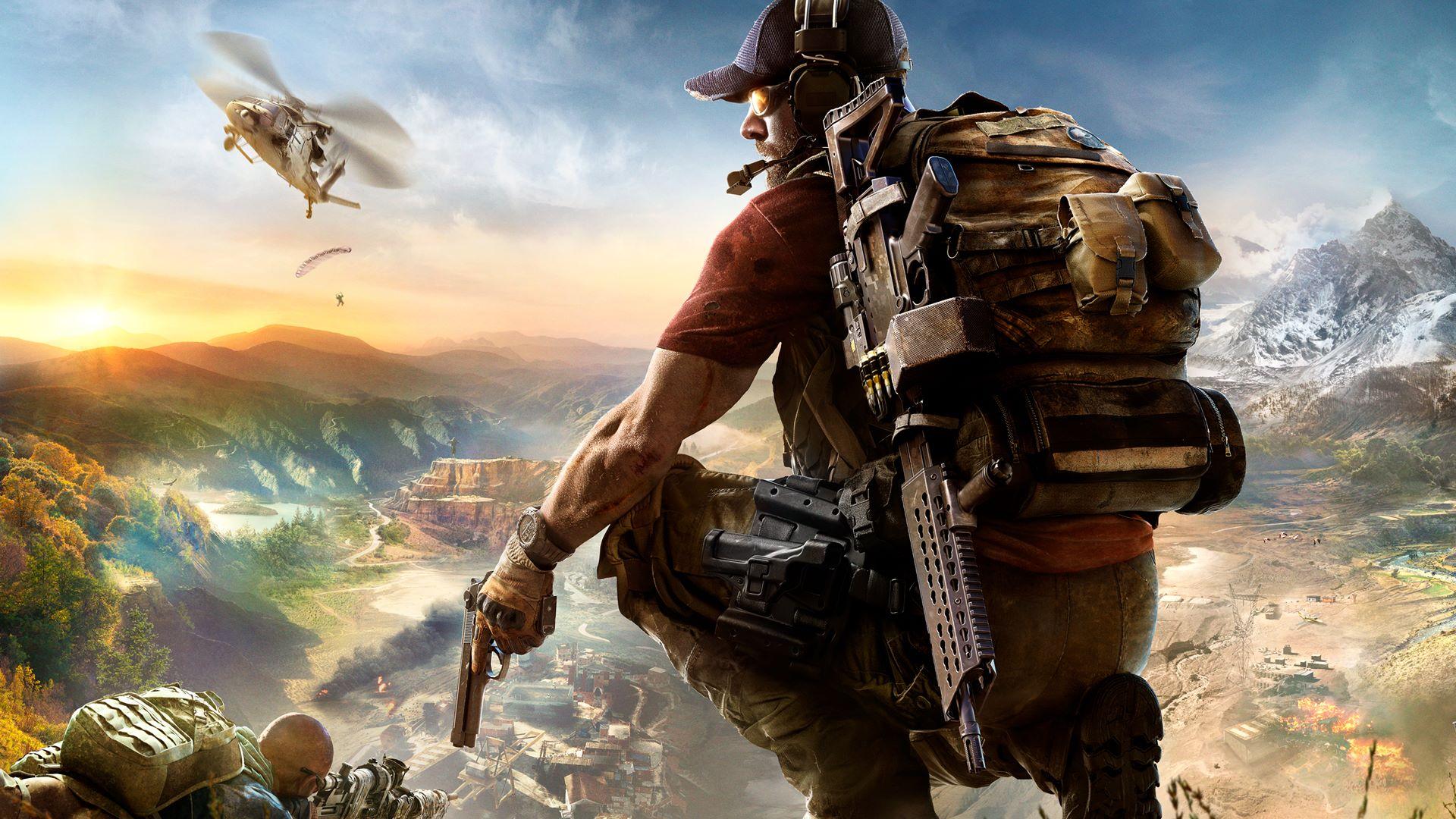 Photo of إشاعة : الكشف عن لعبة Tom Clancy's Ghost Recon® Wildlands 2 بتاريخ 9 مايو القادم .