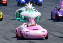 صورة عرض اطلاق لعبة Team Sonic Racing