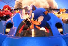 صورة عرض دعائي جديد للعبة Team Sonic Racing