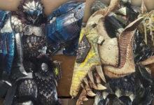 صورة نظرة على أسلحة Lance و Gunlance من إضافة Monster Hunter World: Iceborne .