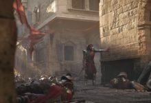 صورة الإعلان عن Baldur's Gate III.