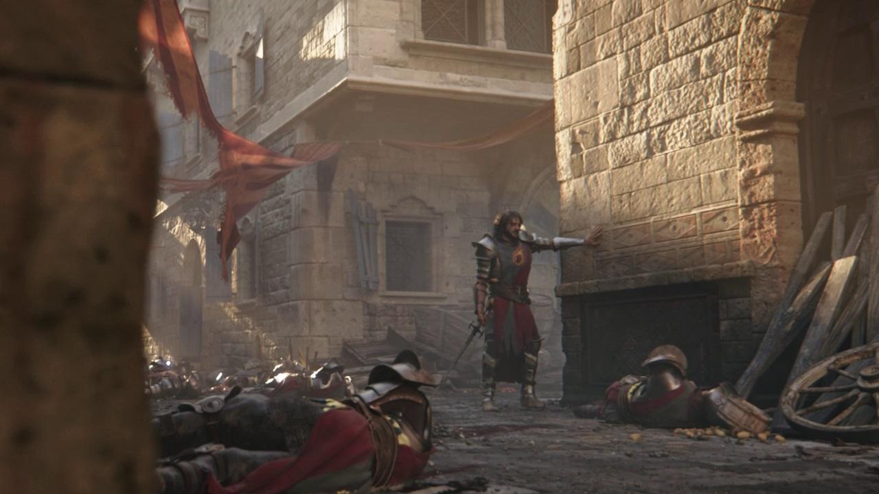 Baldurs Gate 3 Flaming Fist