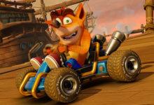 صورة لعبة Crash Team Racing Nitro Fueled ستحصل على أول تحديث رئيسي بتاريخ 3 يوليو القادم .