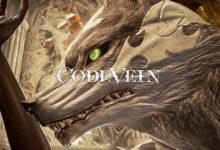 صورة عرض دعائي جديد للعبة Code Vein يسلط الضوء على زعيم (Successor of the Ribcage) .