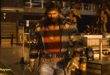 صورة صور جديدة من داخل لعبة Cyberpunk 2077 .