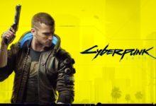صورة 80جيجا هو حجم لعبة Cyberpunk 2077 .
