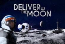 صورة الإعلان عن نسخة أجهزة الكونسول (PS4 / Xbox One) من لعبة Deliver Us The Moon .