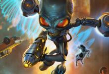 صورة الإعلان بشكل رسمي عن ريميك لعبة Destroy All Humans! .