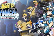 صورة الإعلان بشكل رسمي عن حزمة ألعاب Mighty Switch Force! Collection .