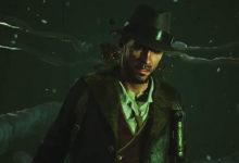 صورة عرض الإطلاق الخاص بلعبة The Sinking City .