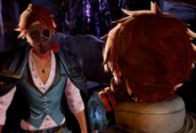 صورة عرض جديد للعبة Code Vein يسلط الضوء على شخصية Oliver Collins .