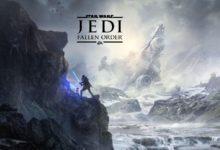 صورة الكشف عن الغلاف الخاص بلعبة Star Wars: Jedi Fallen Order.