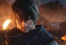 صورة الإعلان عن مسلسل خاص بلعبة Final Fantasy XIV.