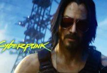 صورة دعم اللغة العربية بلعبة Cyberpunk 2077 .