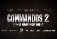 صورة لعبة Commandos 2 HD Remaster قادمة خلال الربع الأخير من عام 2019 .