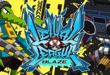 صورة لعبة Lethal League Blaze قادمة بتاريخ 12 يوليو القادم .