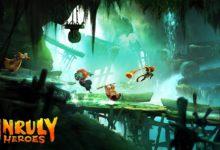 صورة تحديث جديد للعبة Unruly Heroes